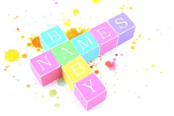 Baby names meanings database
